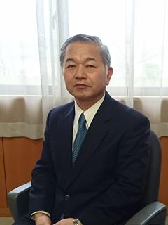 福田敏雄校長