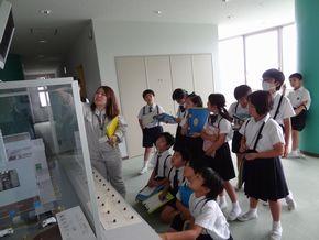 宝満環境センター見学(4年生)