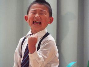 学園祭リハーサル(2年生)