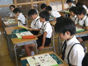 学校説明会 自彊館中学校,筑紫女学園中学校