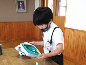 コロコロガーレ(4年生ー図工)